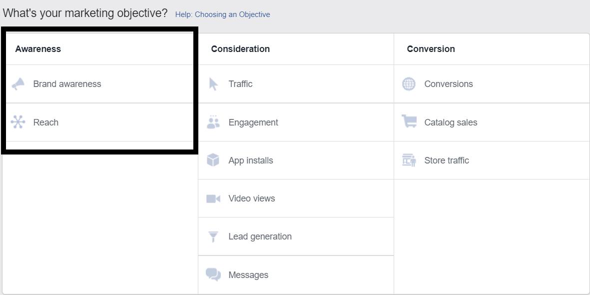 Comment faire de la publicité sur Facebook? La visbilité